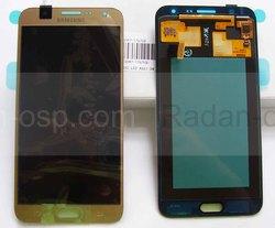 Дисплей с сенсором Samsung Galaxy J7 J700H (Gold) модуль, GH97-17670B (оригинал), radan-osp.com - оригинальные комплектующие, фото