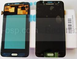 Дисплей с сенсором Samsung Galaxy J7 J700H (Black) модуль, GH97-17670C (оригинал), radan-osp.com - оригинальные комплектующие, фото