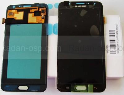 Дисплей с сенсором Samsung Galaxy J7 J700H (Black) модуль, GH97-17670C (оригинал)