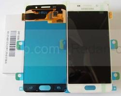 Дисплей с сенсором Samsung Galaxy A3 A310 Duos 2016 White модуль, GH97-18249A (оригинал), radan-osp.com - оригинальные комплектующие, фото