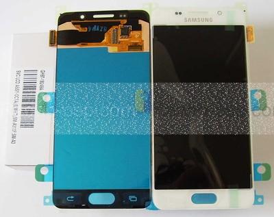 Дисплей с сенсором Samsung Galaxy A3 A310 Duos 2016 White модуль, GH97-18249A (оригинал)