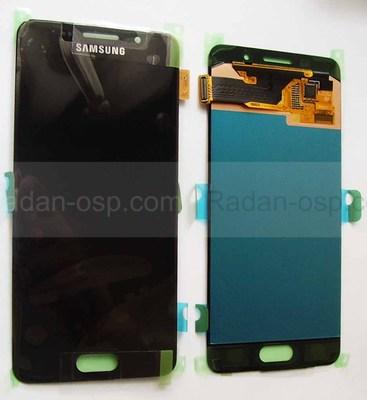 Дисплей с сенсором Samsung Galaxy A3 A310 Duos 2016 (Black) модуль, GH97-18249B (оригинал)