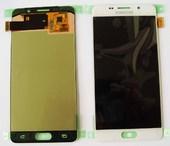 Дисплей с сенсором Samsung Galaxy A5 A510 Duos 2016 White, GH97-18250A (оригинал)