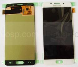 Дисплей с сенсором Samsung Galaxy A5 A510 Duos 2016 White, GH97-18250A (оригинал), radan-osp.com - оригинальные комплектующие, фото