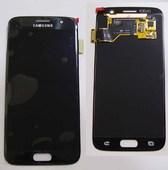 Дисплей с сенсором Samsung Galaxy S7 G930F (Black) модуль, GH97-18523A (оригинал)