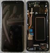 Дисплей с сенсором Samsung Galaxy S8 G950 Black, GH97-20457A (оригинал)