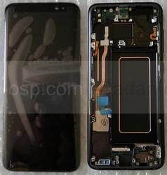 Дисплей с сенсором Samsung Galaxy S8 G950/ G950F Black Super AMOLED, GH97-20457A (оригинал), radan-osp.com - оригинальные комплектующие, фото