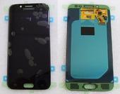 Дисплей с сенсором (тачскрином) Samsung Galaxy J5 J530 (2017) Black SuperAMOLED, GH97-20738A (оригинал)