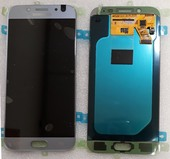 Дисплей с сенсором (тачскрином) Samsung Galaxy J5 J530 (2017) Silver SuperAMOLED, GH97-20738B/ GH97-20880B (оригинал)