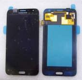 Дисплей с сенсором (дисплейный модуль) Samsung Galaxy J7 Neo J701F (Black) Super AMOLED, GH97-20904A (оригинал)