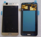 Дисплей с сенсором (дисплейный модуль) Samsung Galaxy J7 Neo J701F (Gold) Super AMOLED, GH97-20904B (оригинал)