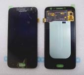 Дисплей с сенсором Samsung Galaxy J2 (2018) J250F Black Super AMOLED, GH97-21339A (оригинал)