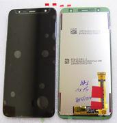 Дисплей с сенсором Samsung Galaxy J6 Plus J610/ J4 Plus J415 (Black), GH97-22582A (оригинал)