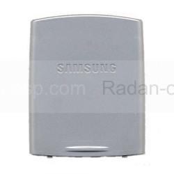 Samsung U600 Крышка батарейная (аккумуляторная), silver, GH98-04770G (оригинал), radan-osp.com - оригинальные комплектующие, фото