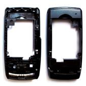 Samsung D880 Крышка основная (основа) черная с заглушкой, GH98-05698A (оригинал)