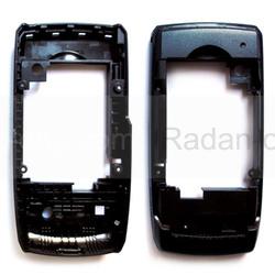 Samsung D880 Крышка основная (основа) черная с заглушкой, GH98-05698A (оригинал), radan-osp.com - оригинальные комплектующие, фото