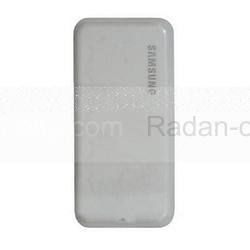 Samsung L310 Крышка батарейная (аккумуляторная), white, GH98-07029B (оригинал), radan-osp.com - оригинальные комплектующие, фото