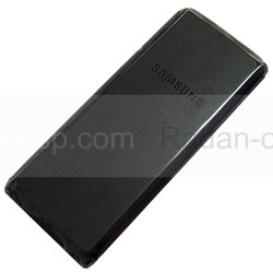 Samsung E1110 Крышка батарейная (аккумуляторная), черная, GH98-10940A (оригинал), radan-osp.com - оригинальные комплектующие, фото