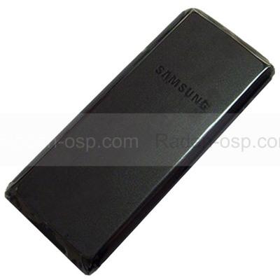 Samsung E1110 Крышка батарейная (аккумуляторная), черная, GH98-10940A (оригинал)
