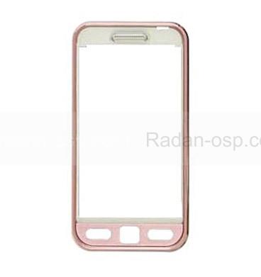 Samsung S5230 Панель передняя, pink, GH98-11970C (оригинал)