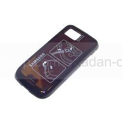 Samsung S8000 Крышка батарейная (аккумуляторная), rose black, GH98-12808A (оригинал), radan-osp.com - оригинальные комплектующие, фото
