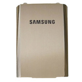 Samsung B5702 Крышка батарейная золотая, GH98-13616B (оригинал)