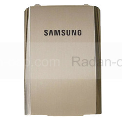 Samsung B5702 Крышка батарейная золотая, GH98-13616B (оригинал), radan-osp.com - оригинальные комплектующие, фото