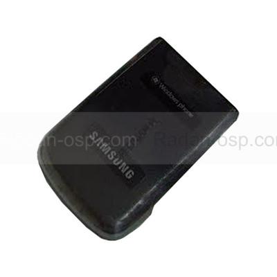 Samsung B7330 Крышка батарейная (аккумуляторная), черная, GH98-14193A (оригинал)