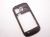 Задняя часть корпуса Brown Samsung I8200 Galaxy S3 mini VE, GH98-24991E (оригинал)