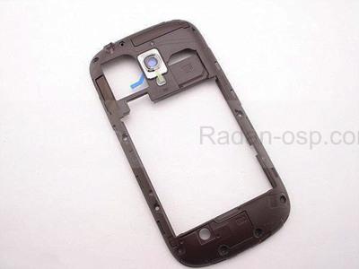 Задняя часть корпуса Brown Samsung I8200Galaxy S3 mini VE, GH98-24991E (оригинал)