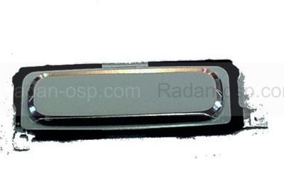Samsung I9500/ I9505 Кнопка home White, GH98-26378A (оригинал)