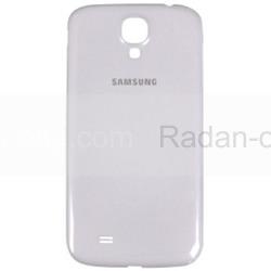 Samsung I9500/ I9505 Крышка батарейная белая, GH98-26755A (оригинал), radan-osp.com - оригинальные комплектующие, фото