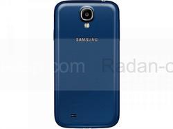 Samsung I9500/ I9505 Galaxy S4 Крышка батарейная синяя, GH98-26755C (оригинал), radan-osp.com - оригинальные комплектующие, фото