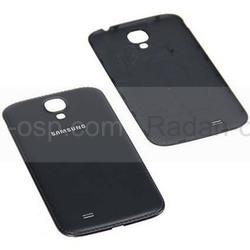 Крышка батареи Samsung I9500 Galaxy S4 (Deep Black Edition), GH98-26755J (оригинал), radan-osp.com - оригинальные комплектующие, фото