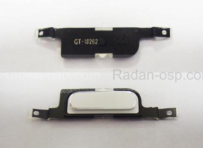Кнопка Home Samsung I8262 Galaxy Core (White), GH98-27162B (оригинал)