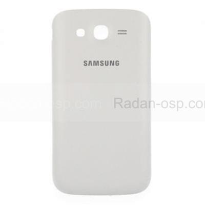 Крышка аккумулятора Samsung I9060 Galaxy Grand Neo (White), GH98-30687A (оригинал)