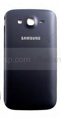 Крышка аккумулятора Samsung I9060 Galaxy Grand Neo (midnight Black), GH98-30687B (оригинал)