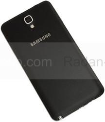 Крышка батареи Samsung N7502 Galaxy Note 3 Neo Duos(Black), GH98-31660A (оригинал), radan-osp.com - оригинальные комплектующие, фото