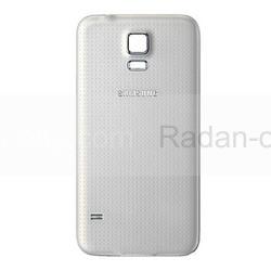 Крышка аккумулятора Samsung G900H/ G900F Galaxy S5 (White), GH98-32016A (оригинал), radan-osp.com - оригинальные комплектующие, фото