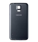 Крышка аккумулятора Samsung G900H/ G900F Galaxy S5 (Black), GH98-32016B (оригинал)