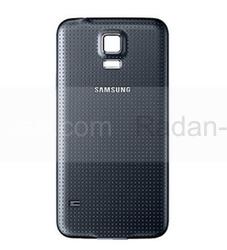 Крышка аккумулятора Samsung G900H/ G900F Galaxy S5 (Black), GH98-32016B (оригинал), radan-osp.com - оригинальные комплектующие, фото