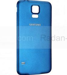 Крышка аккумулятора Samsung G900H/ G900F Galaxy S5 (Blue), GH98-32016C (оригинал), radan-osp.com - оригинальные комплектующие, фото