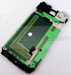 Внутренняя часть корпуса под дисплей (шасси) Samsung G900F/G900FD Galaxy S5 Duos, GH98-32029B (оригинал), radan-osp.com - оригинальные комплектующие, фото