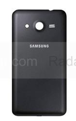 Крышка батареи Black Samsung G355H Galaxy Core 2 Duos, GH98-32591B (оригинал), radan-osp.com - оригинальные комплектующие, фото