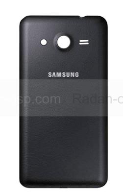 Крышка батареи Black Samsung G355H Galaxy Core 2 Duos, GH98-32591B (оригинал)