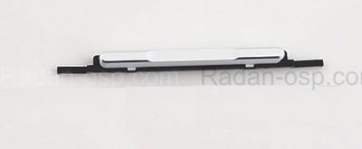 Кнопки громкости Samsung N910C/ N910H (White), GH98-34197A (оригинал)
