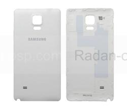 Крышка батареи Samsung N910C/ N910H (White), GH98-34209A (оригинал), radan-osp.com - оригинальные комплектующие, фото