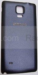 Крышка батареи Samsung N910C/ N910H (Black), GH98-34209B (оригинал), radan-osp.com - оригинальные комплектующие, фото