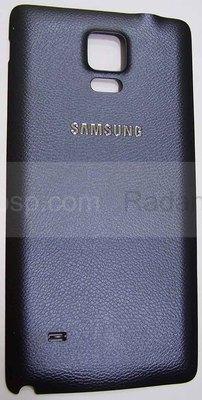 Крышка батареи Samsung N910C/ N910H (Black), GH98-34209B (оригинал)
