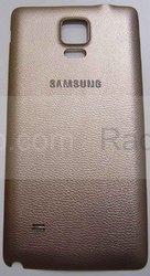 Крышка батареи Gold Samsung N910C/ N910H (Gold), GH98-34209C (оригинал), radan-osp.com - оригинальные комплектующие, фото